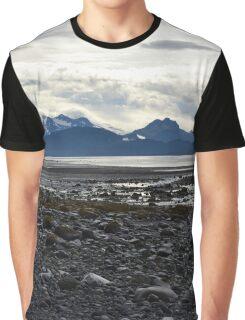 Gulf of Alaska Beach (Homer, Alaska) Graphic T-Shirt