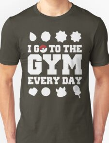 Pokemon gym T-Shirt