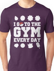 Pokemon gym Unisex T-Shirt