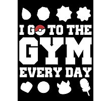 Pokemon gym Photographic Print