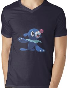 Popplio Mens V-Neck T-Shirt
