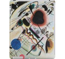 Kandinsky - Black Spot 1921  iPad Case/Skin