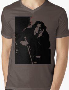 Oscar Wilde Mens V-Neck T-Shirt