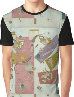 Kandinsky - Blue World Graphic T-Shirt