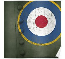 RAF - Pillow Poster