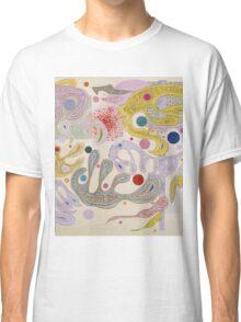 Kandinsky - Capricious Forms Classic T-Shirt