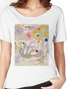 Kandinsky - Capricious Forms Women's Relaxed Fit T-Shirt