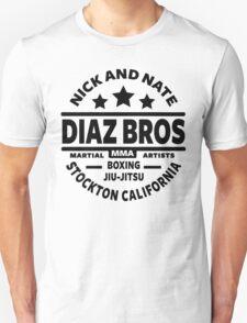 Nick And Nate Diaz Unisex T-Shirt