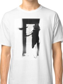 Lady in Black Classic T-Shirt