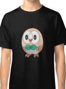 Rowlet New Pokemon (Pokemon Sun and moon) Classic T-Shirt