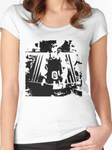 Buster Keaton Women's Fitted Scoop T-Shirt