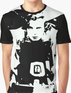 Buster Keaton Graphic T-Shirt