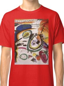 Kandinsky - Fragment I For Composition Vii (Center) Classic T-Shirt