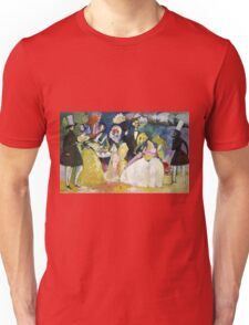 Kandinsky - Group In Crinolines Unisex T-Shirt