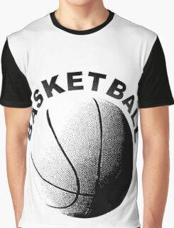 BASKETBALL - SPORTS Graphic T-Shirt