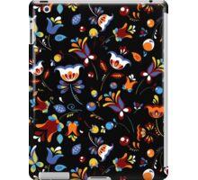 Hohloma style  iPad Case/Skin