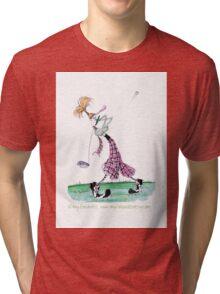 Bad Hair Day, tony fernandes Tri-blend T-Shirt