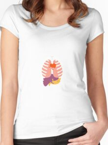 Together Women's Fitted Scoop T-Shirt