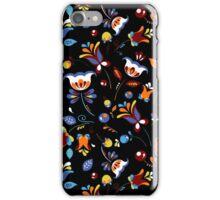 Hohloma style  iPhone Case/Skin