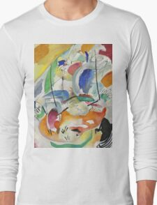 Kandinsky - Improvisation 31 Long Sleeve T-Shirt
