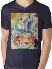 Kandinsky - Improvisation 31 Mens V-Neck T-Shirt