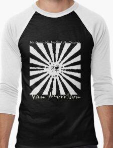 Van Morrison No Guru Men's Baseball ¾ T-Shirt