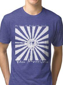 Van Morrison No Guru Tri-blend T-Shirt