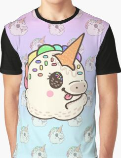Unicone Sprinkles Graphic T-Shirt