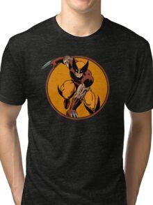 Claws Tri-blend T-Shirt