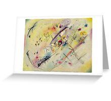 Kandinsky - Light Picture Greeting Card