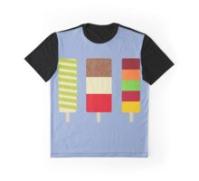 Ice Lolly Graphic T-Shirt