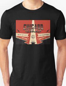 Chicago Open Air Music Festival 3 Unisex T-Shirt
