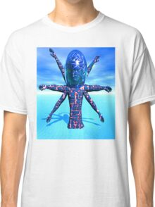 Alien Sculpture Classic T-Shirt