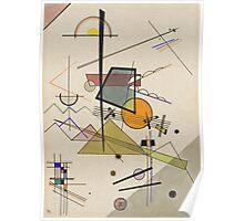 Kandinsky - Melodisch  Poster