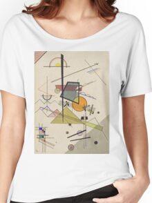 Kandinsky - Melodisch  Women's Relaxed Fit T-Shirt