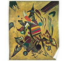 Kandinsky - Points  Poster
