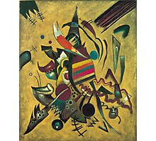 Kandinsky - Points  Photographic Print