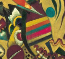 Kandinsky - Points  Sticker