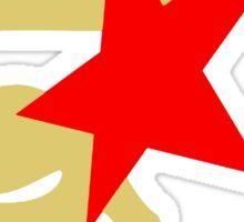 APE STAR Sticker