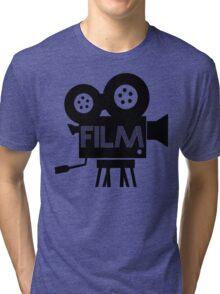 FILM - CAMERA Tri-blend T-Shirt