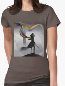 the 100 Womens Fitted T-Shirt