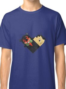 Aku & Samurai Jack Classic T-Shirt
