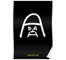 Darth Vader – Name To A Face Poster