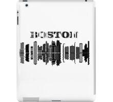 Boston City iPad Case/Skin