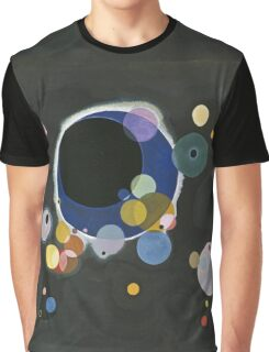 Kandinsky - Several Circles (Einige Kreise) Graphic T-Shirt