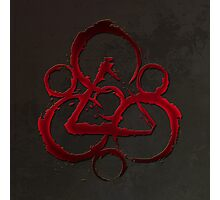 BEST COHEED & CAMBRIA RED LOGO Photographic Print