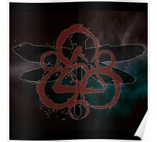 BEST COHEED & CAMBRIA RED MOSQUE LOGO SYMBOL Poster