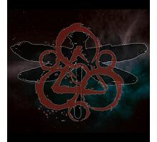 BEST COHEED & CAMBRIA RED MOSQUE LOGO SYMBOL Photographic Print