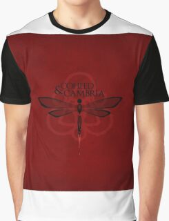 BEST COHEED & CAMBRIA RED MOSQUE LOGO Graphic T-Shirt
