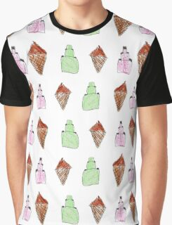Theodore's Cakes and Ice Creams Graphic T-Shirt